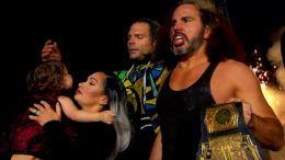 broken matt hardy departure finished impact wrestling tna tweet