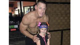 john cena elimination chamber fan 5 year old loss