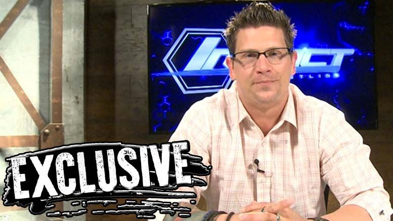josh mathews shoot yourselves unhappy impact wrestling twitter