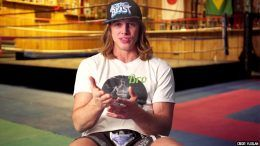 dana white matt riddle ufc asshole video interview