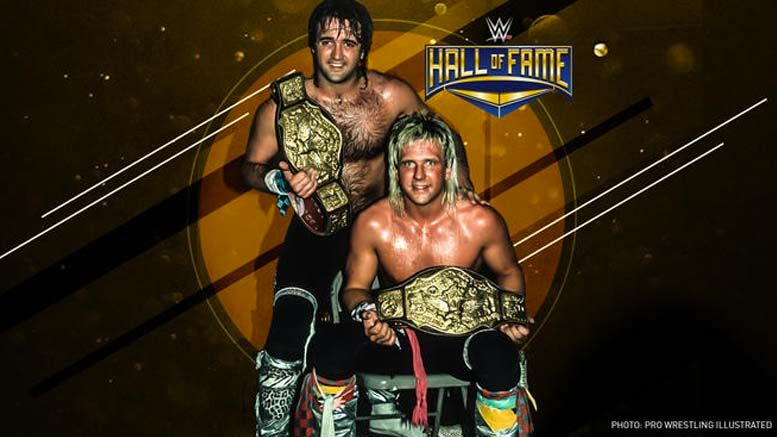 rock n roll express wwe hall of fame