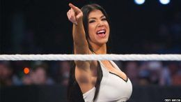 rosa mendes retires retiring retirement wwe wrestling total divas