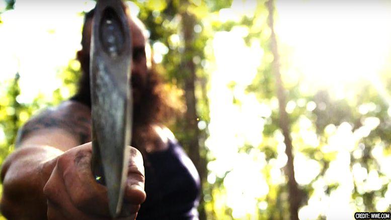wood braun strowman video prepare wrestlemania