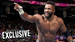 cedric alexander injured knee out action cant wrestle 3 5 months