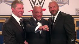 rings wwe hall of fame video vince mcmahon