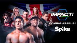 impact wrestling uk united kingdom spike return