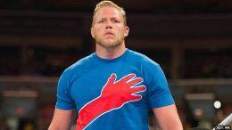 jack swagger released wwe wrestling