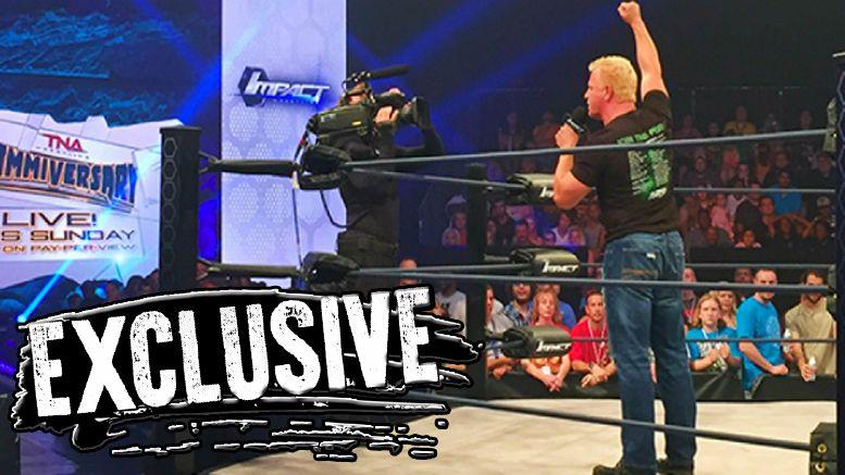 spike jeff jarrett return america impact wrestling
