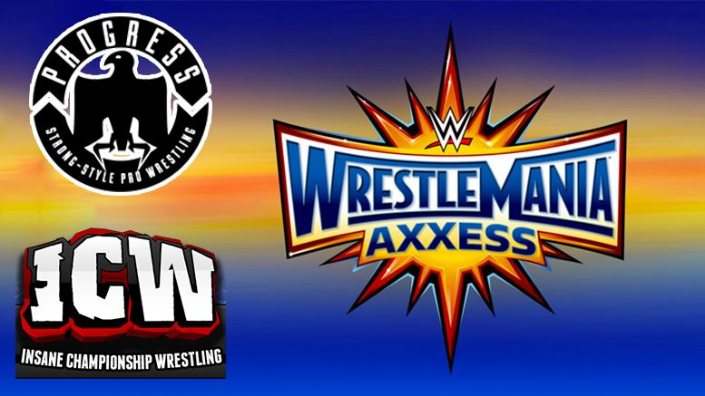 progress wrestling icw wrestlemania axxess