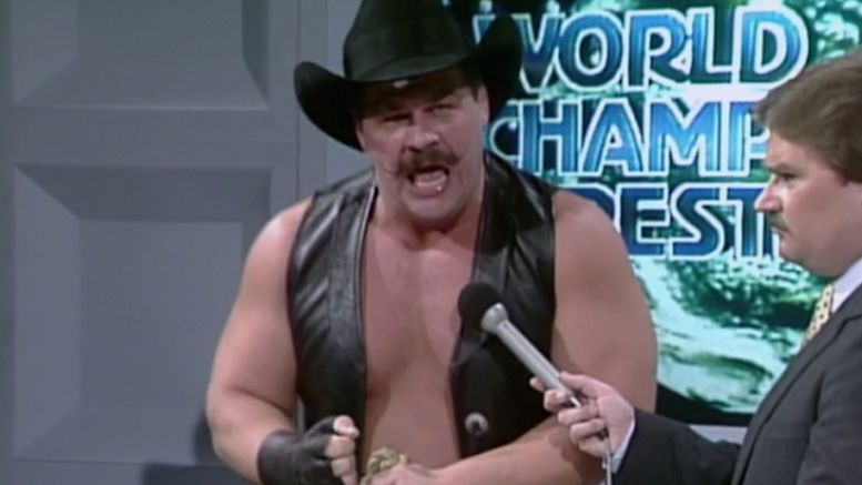 ron bass outlaw wwf nwa dead dies passes away wrestling wrestler