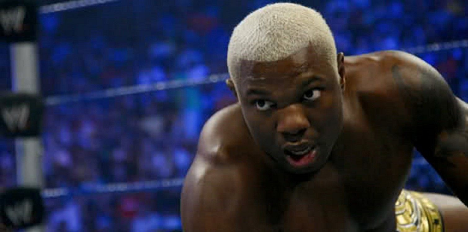 shelton benjamin cleared injury wwe surgery