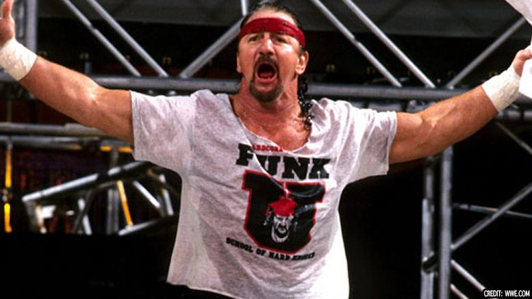 terry funk wrestlecon pulls out health issues