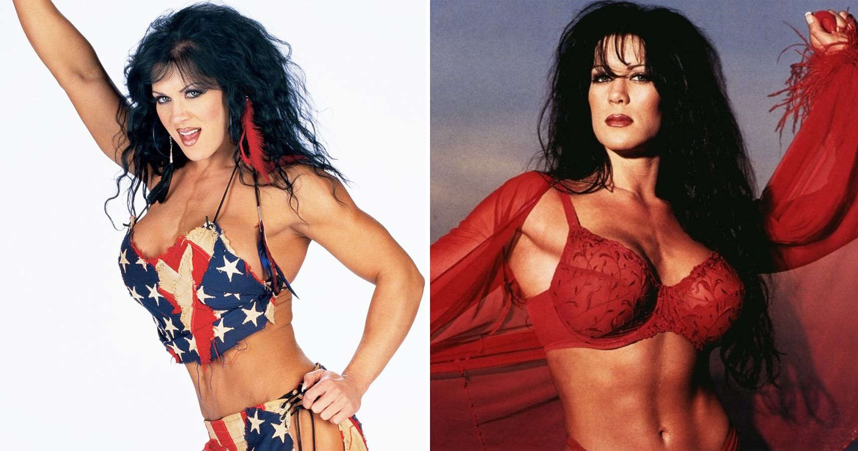 wrestler playboy Chyna