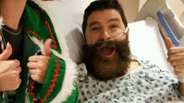 hip surgery mick foley