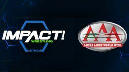 partnership aaa impact wrestling co-branded live tours tna
