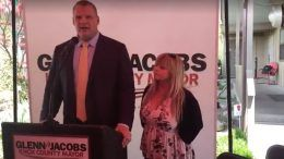 kane mayor glenn jacobs tennessee knoxville wwe