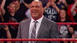 kurt angle raw gm video wwe