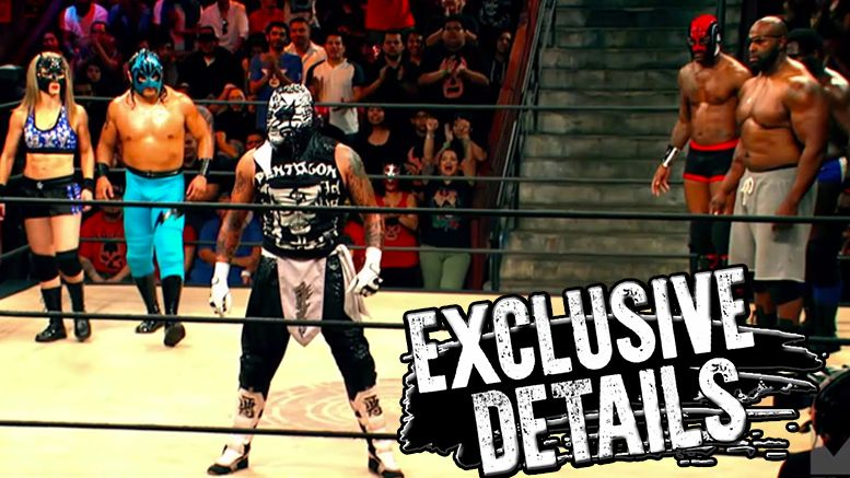 deal lucha underground characters impact aaa partnership television tv