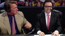 mauro ranallo jbl not bullying part ways done wwe announcer smackdown live