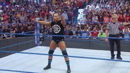 tye dillinger smackdown live debut wrestlemania video