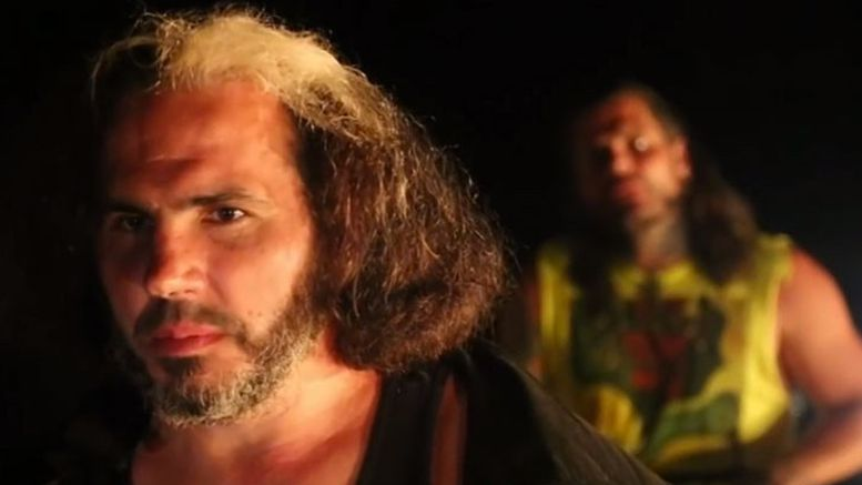 trademark broken matt hardy roadblock