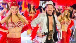 chris jericho recent run comments career highlight come back busted open radio audio