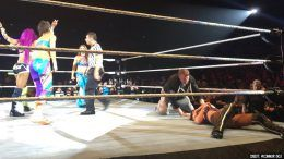 shoulder emma hurt liverpool wwe