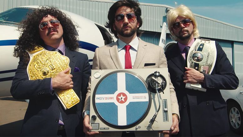 rap song starcade long limousines wcw themed video