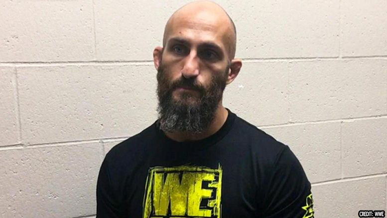 tommaso ciampa injured nxt takeover chicago