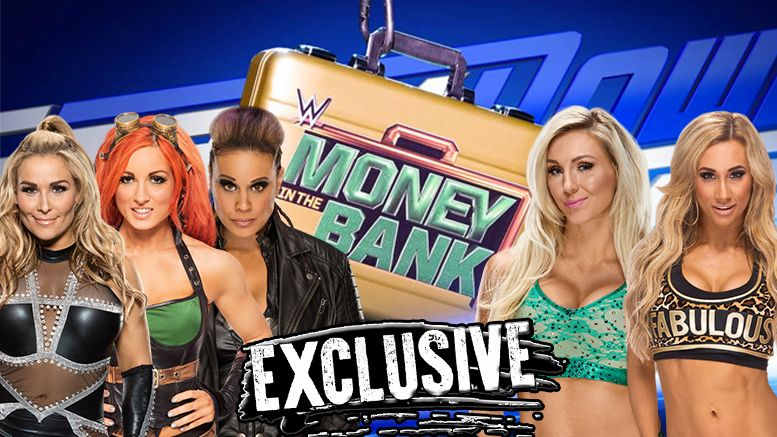 women's money in the bank match planned
