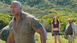 jumanji trailer the rock sequel