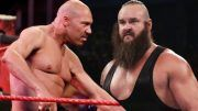 lavar ball braun strowman stomp him out raw wwe