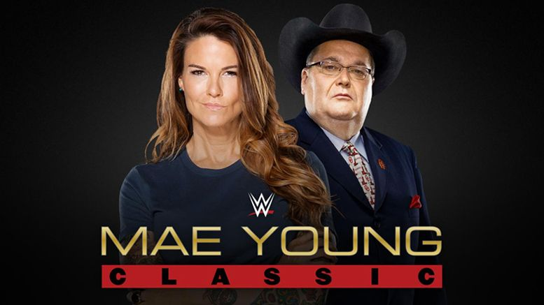 lita jim ross mae young classic announcers commentary