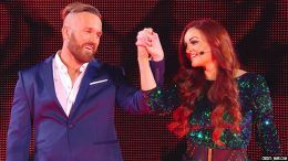 maria kanellis mike bennett wwe money in the bank video