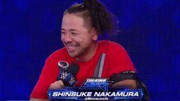 dolph ziggler shinsuke nakamura leaving wwe japan video talking smack