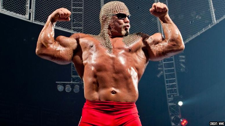 Scott Steiner Claims He Slept With 15K Women in One Year to Beat