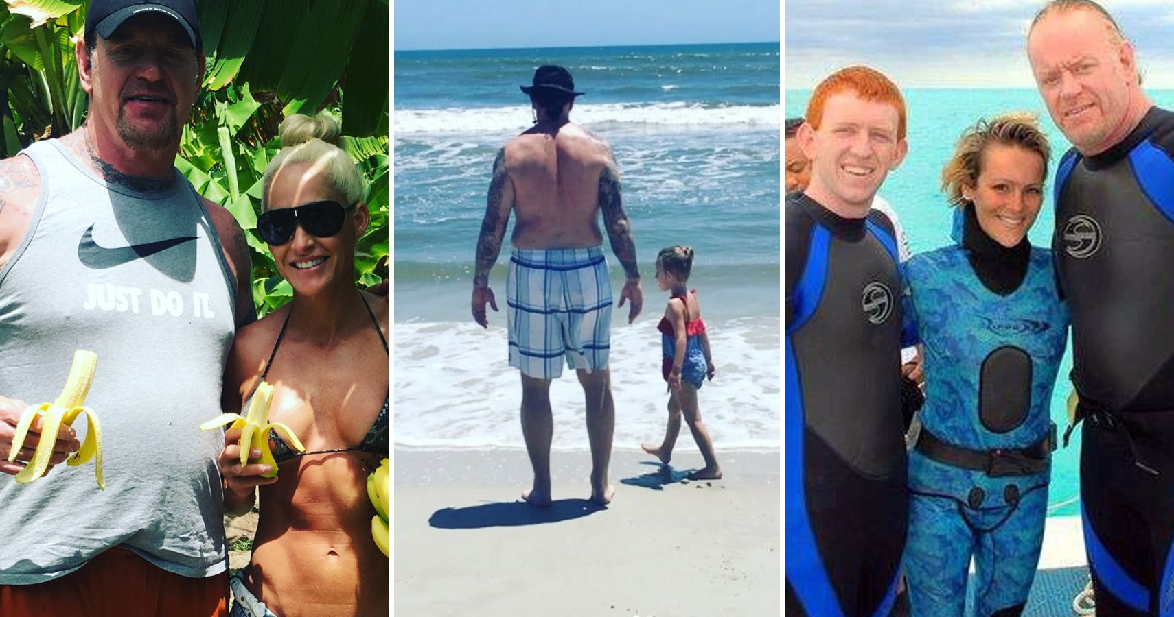 Must-See Pictures Of The Undertaker And His Family