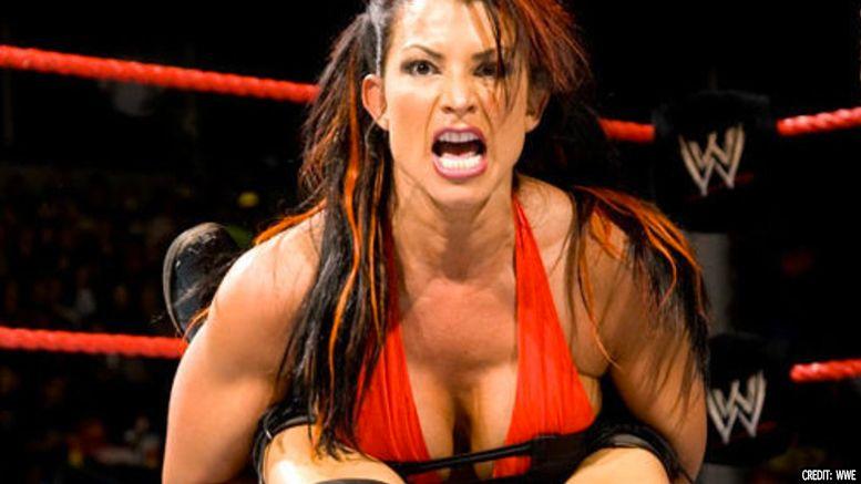 victoria denied backstage wwe smackdown live lisa marie varon