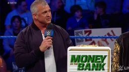 briefcase womens money in the bank shane mcmahon reveal video