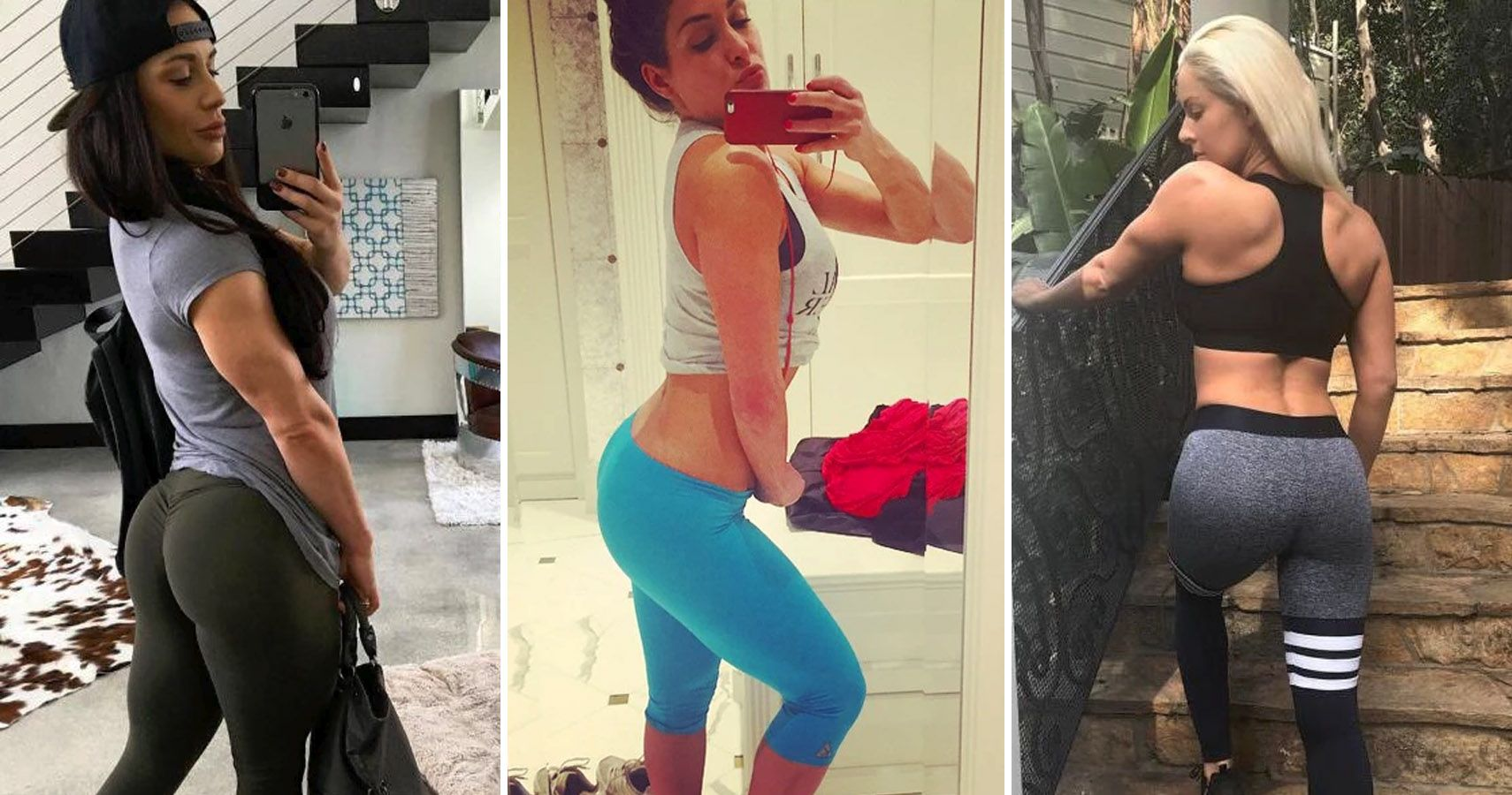 wwe stars that should never take off their yoga pants