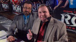 kevin kelly leaves ring of honor new japan commentary