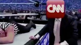 meme president trump donald jerry lawler lighten up reaction meme video cnn fnn