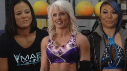 introductions video mae young classic