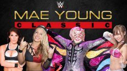 new logo mae young classic wwe tournament
