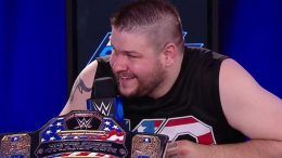 elite kevin owens talking smack video
