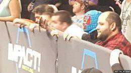 lucha mask paige slammiversary ringside