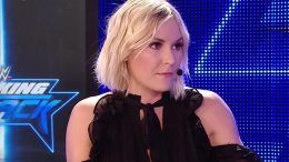 talking smack renee young reacts disappointed cancelled cancellation