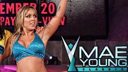 taylor wilde mae young classic injured