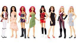 mattel wwe dolls first comic con