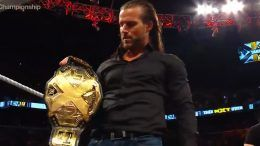 adam cole nxt debut takeover brooklyn video